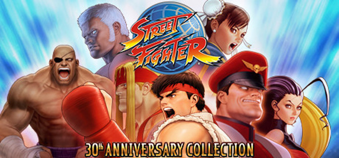 Street Fighter 30th Anniversary Collection [Steam Key]