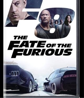Fate of the Furious digital HD