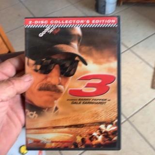 Dale Earnhardt 2 disc collectors edition