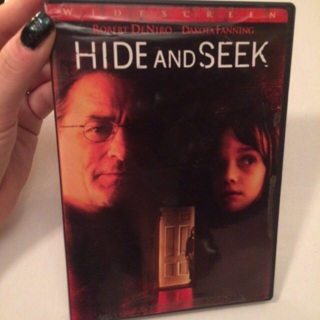 Hide and seek dvd