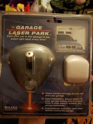 NIP Garage Laser guide for Parking