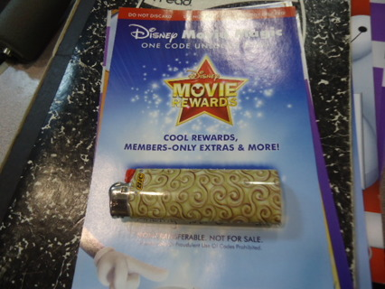 Disney Movie Rewards Code for   FINDING NEMO