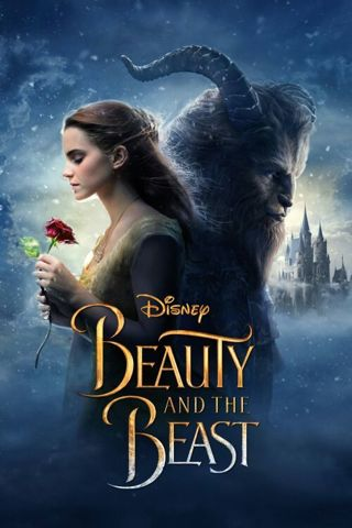 Beauty and the Beast (2017 Live-action version) HD iTunes Digital Code