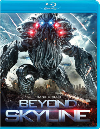 2017 Beyond Skyline Blu-ray Movie Disc-New & Sealed-Rated R-SciFi-Aliens!!