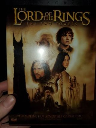 LOTR. TWO TOWERS