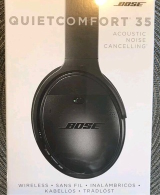 Bose Qc35 Headphones