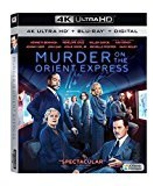 Murder on the Orient Express (2017) Digital Code from 4K Movie