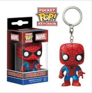 Keychain Funko Pocket Pop! Baby Groot, Giant, Dead Pool Vinyl Spider Iron Man