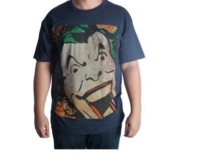 New In Package~DC Comics Big Mens Joker Tee Shirt Size 2X