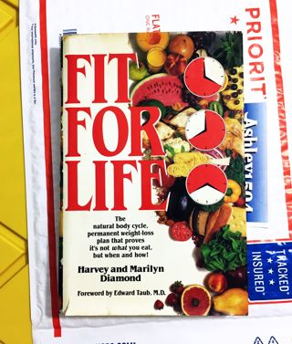 Fit for Life by Harvey & Marilyn Diamond (Authors), Foreward By Edward Taub, M.D.