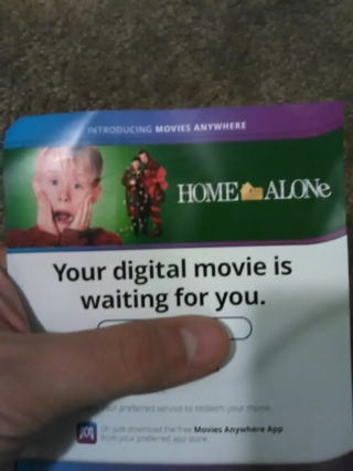 !!FAST DELIVERY!!SALE!! Home Alone digital code
