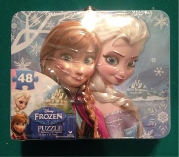 ~ NEW~Disney's Frozen Puzzle (NIP) ~