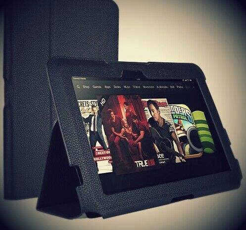 kindle fire hd 7 instructions