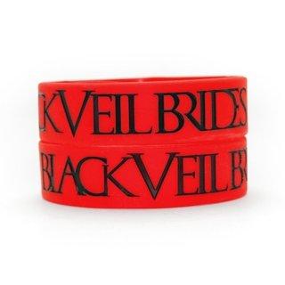 black veil brides Wrist Band Bracelet Music Band HOT TOPIC Emo Metal pop punk