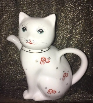 ❤️Lucky Cat Tea Pot❤️