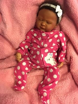 Adorable Reborn Baby Girl Doll! FREE SHIPPING!
