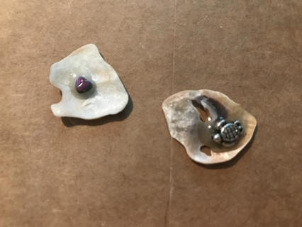 2 shell pieces  ID  J52
