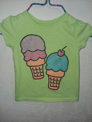Garanimals Girls size 3t T-shirt