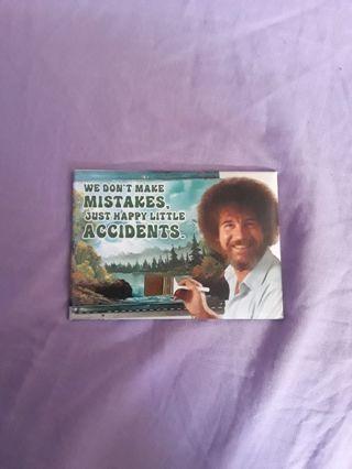Bob Ross magnet