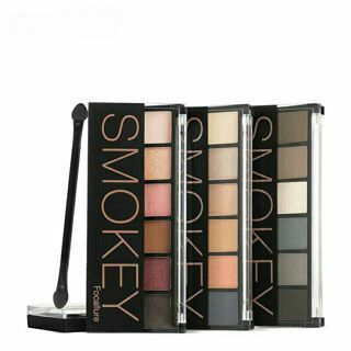 6 Colors Glamorous Smokey Eye Shadow Palette