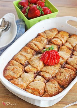 strawberry dumplings recipe