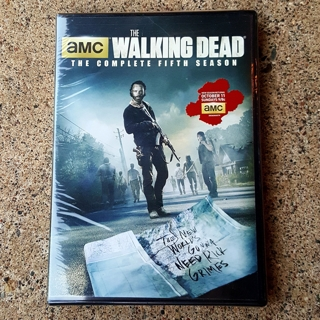 The Walking Dead Complete 5th Season--New, Factory Sealed.