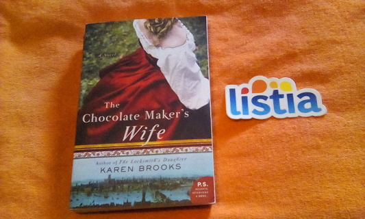 *The Chocolate Maker's Wife*ARC*