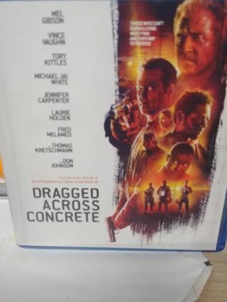 DRAGGED ACROSS CONCRETE (( 2019 RELASE))