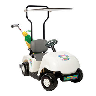 Brand New 6V Pro Golf Cart in White Free Shipping!!!