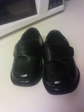 Wonderkids Baby Boy Dress Shoes size 3!