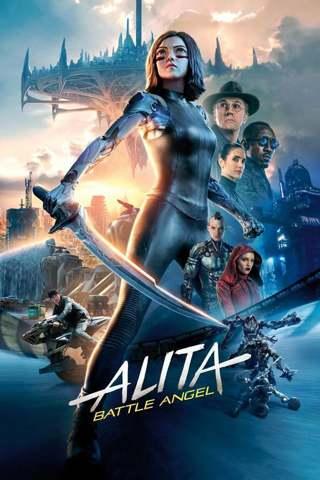 ALITA: BATTLE ANGEL - HDX VUDU Code