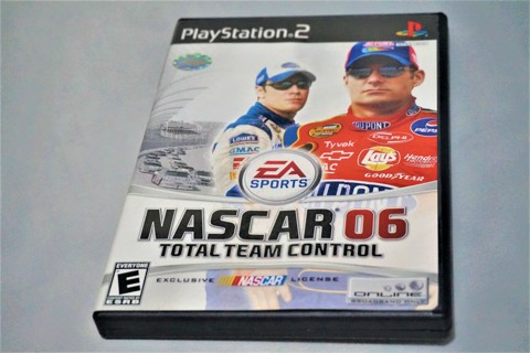 PlayStation 2 Nascar 06 From EA Sports