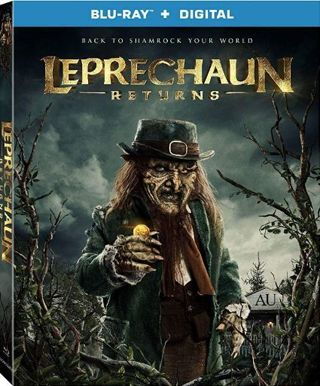 Leprechaun Returns (2018) Digital Code NEW! NEVER USED! Latest entry in the series.