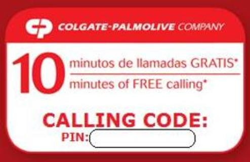 Free Calling Minutes