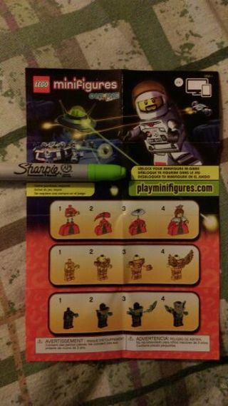 Free: Lego Minifigures Series 15 Online Game Code (5 of 11) - Video