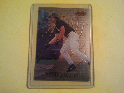 baseball  holo foil card