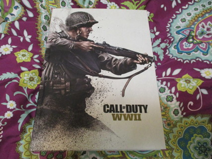 Call Of Duty Hardcover Collector's Edition Guide