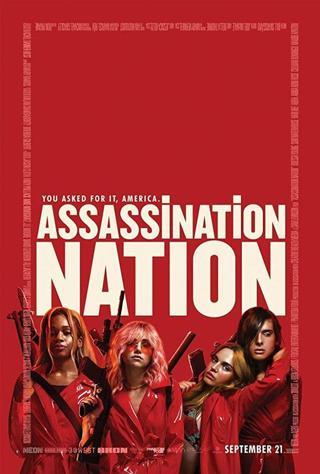 ASSASSINATION NATION VUDU HD INSTAWATCH