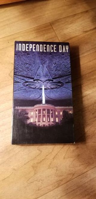 Independence Day VHS