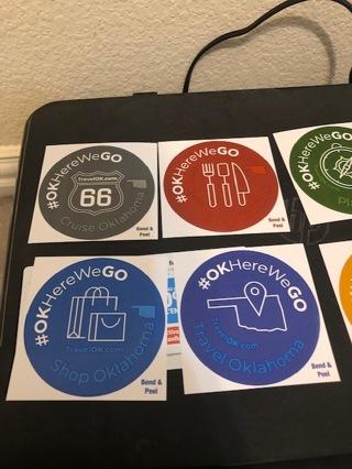 6 Sticker - Oklahoma