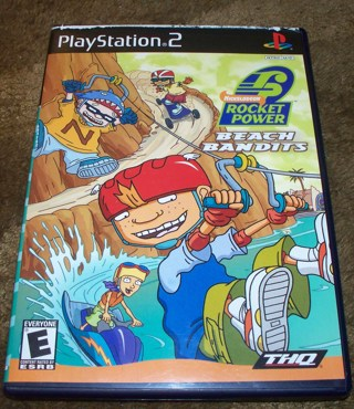 Free Ps2 Game Nickelodeon Rocket Power Beach Bandits Video Games Listia Com Auctions For Free Stuff