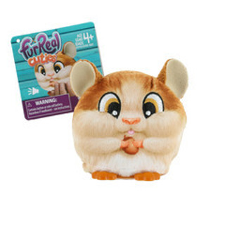 FurReal Cuties Toy with Sound Chipmunk