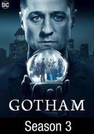 Digital Code - Gotham Season 3