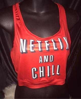 ❤️Netflix & Chill Top❤️