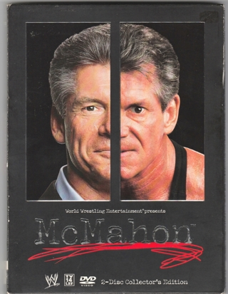 """WWE Entertainment """"McMAHON"""" 2005 ~Two Disc DVD Special Edition, 6 Hours"""