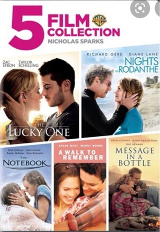 *LAST ONE* 5-FILM BUNDLE Romance Movies Digital MA Code See Description *Ports to Vudu*