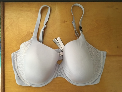 VICTOIRA'S SECRET PERFECT COVERAGE BRA NWT 38DD