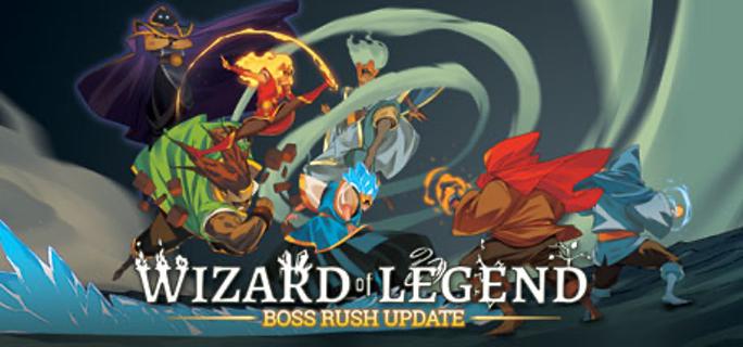 Wizard of Legend Steam Key