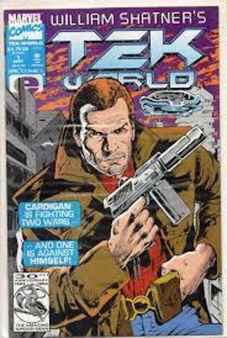William Shatner's Tek World trading cards (Mystery Mix)