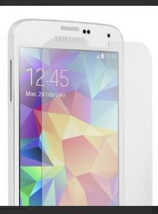 SAMSUNG Galaxy S5 PHONE HD Clear Screen Protector FREE GIFT